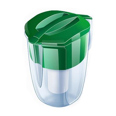 Фильтр кувшин для воды Аквафор Кантри green фильтр кувшин для воды аквафор ультра зеленый