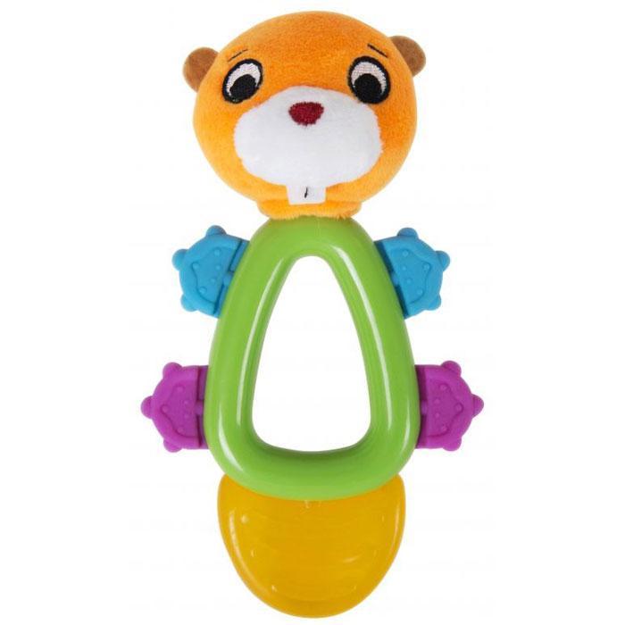 Фото - Игрушка - погремушка Happy Snail Хруми 17HST02HR игрушка погремушка happy snail хруми 17hst02hr