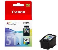 Фото - Картридж Canon CL-511 Color для Pixma MP240/MP260/MP480 картридж canon cl 513 color для pixma mp240 mp260 mp480