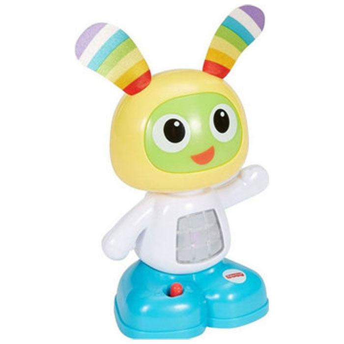 Фото - Интерактивная игрушка Mattel Fisher-Price мини-робот Бибо FCW43 игровой набор mattel fisher price доктор ggt61