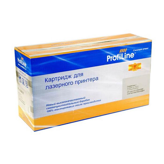 Фото - Картридж ProfiLine PL- 106R00681 Magenta для Xerox Phaser 6100 (5000стр) картридж profiline pl 106r01203 black для xerox phaser 6110 2000стр