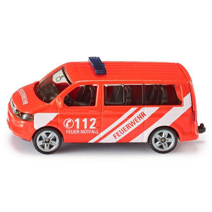 Siku модель пожарной машины Микроавтобус 1460 машины siku джип с лодкой 1658