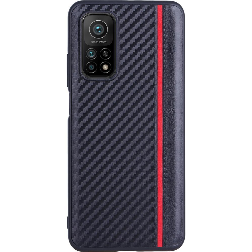 Чехол для Xiaomi Mi 10TMi 10T Pro G-Case Carbon черный