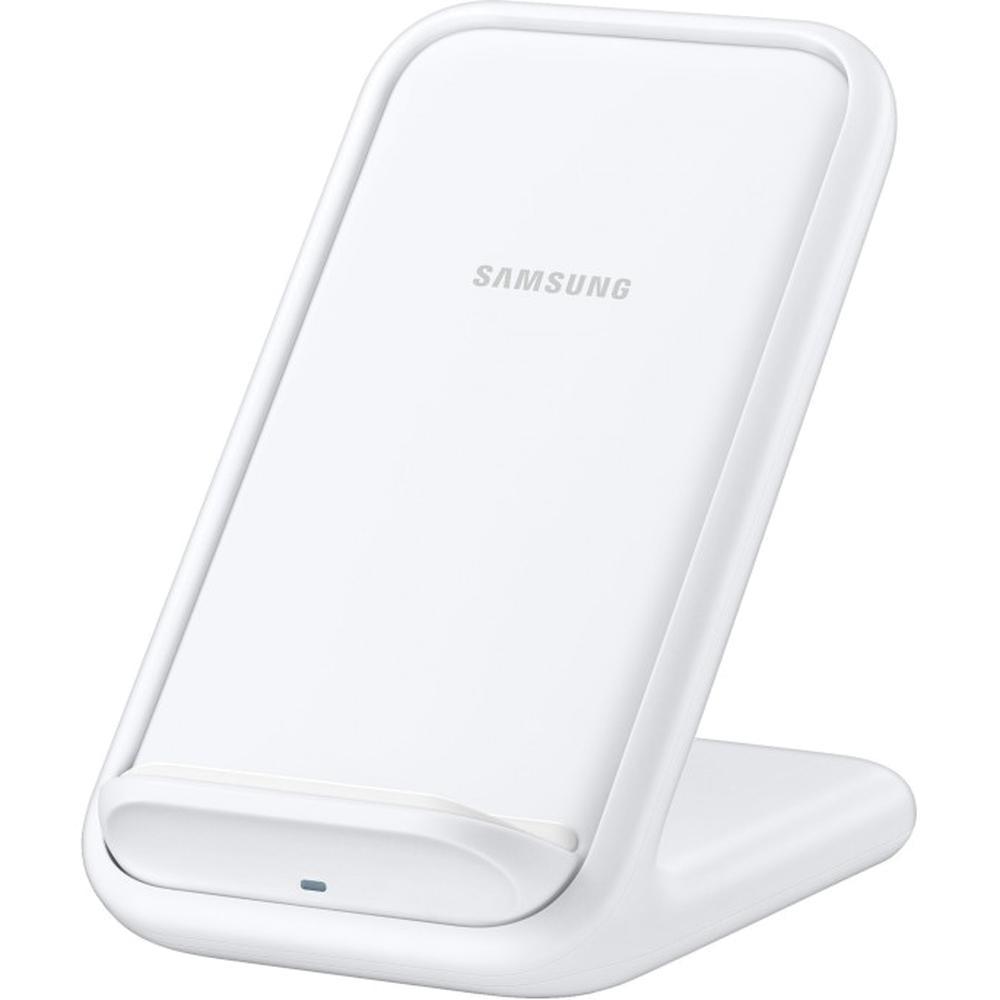 Фото - Беспроводная зарядная панель Samsung EP-N5200 белая беспроводная зарядная панель samsung ep p6300 черная