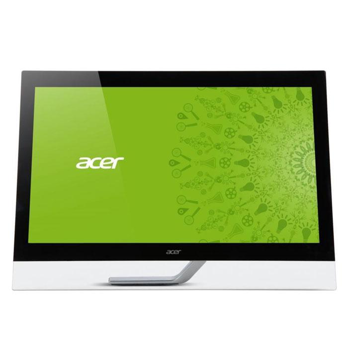Монитор 23 Acer T232HLAbmjjz IPS Touch 1920x1080 5ms HDMI, VGA монитор acer ed320qrpbiipx 31 5