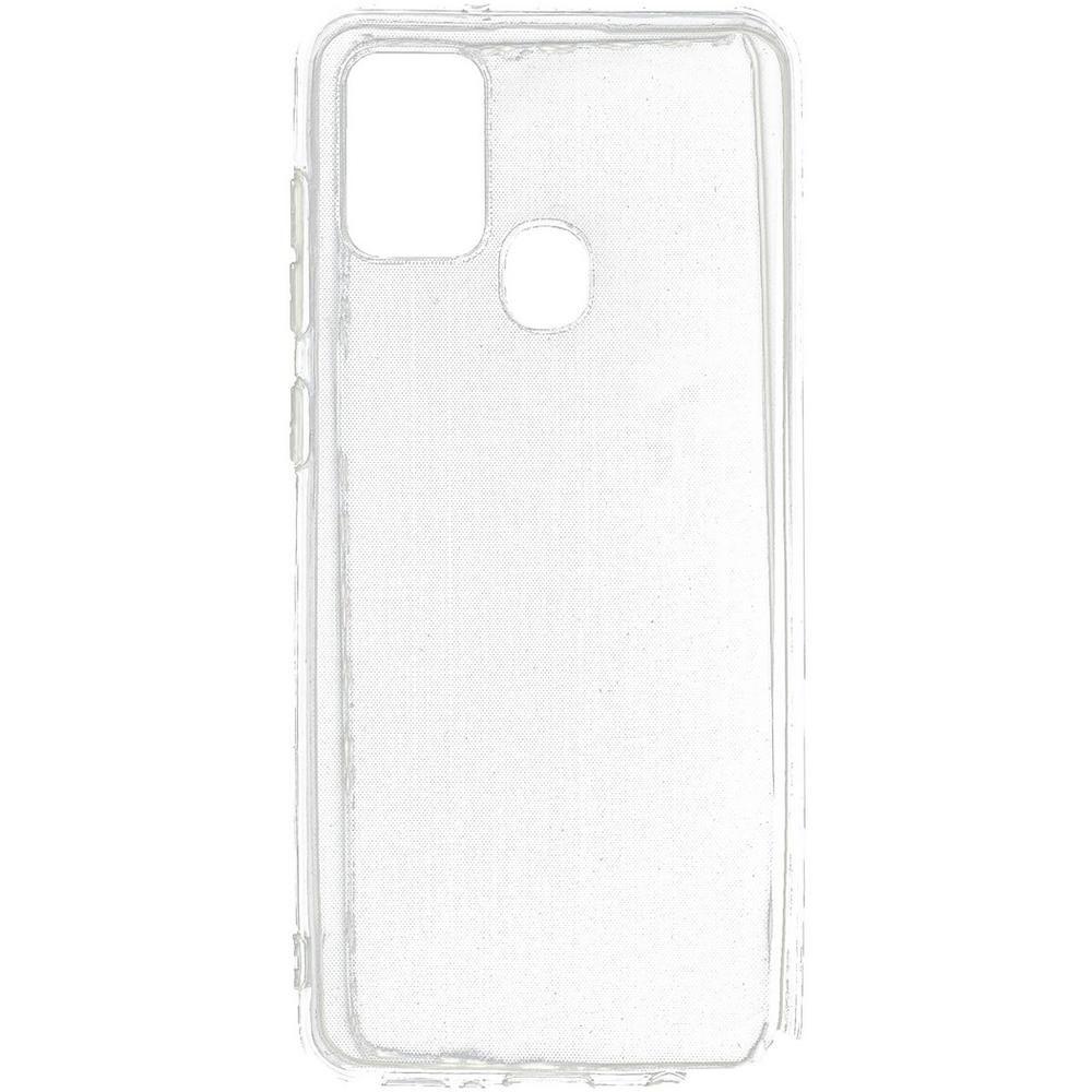 Фото - Чехол для Samsung Galaxy A21S SM-A217 Zibelino Ultra Thin Case прозрачный чехол для samsung galaxy s20 ultra sm g988 zibelino ultra thin case прозрачный