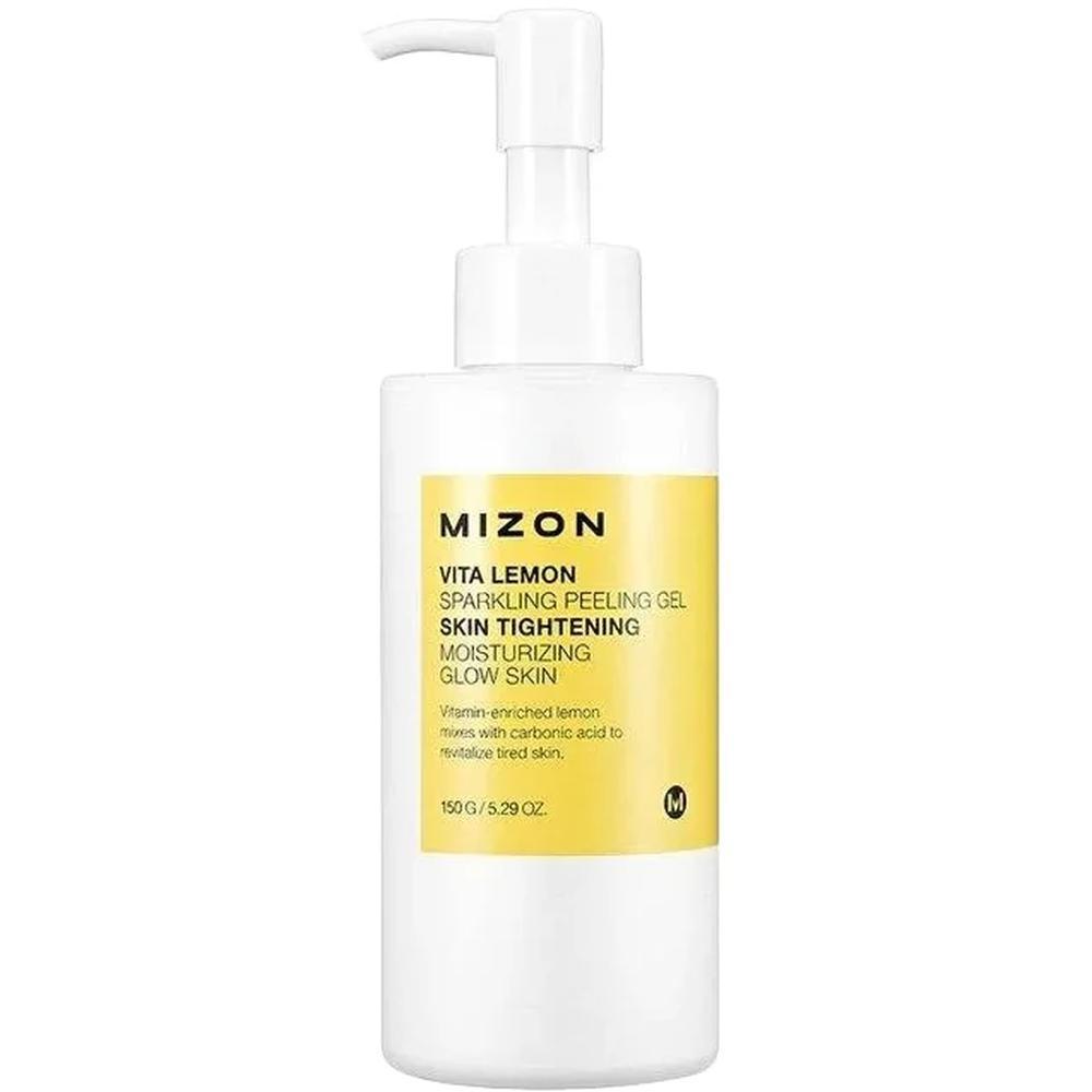 MIZON Витаминный пилинг-гель для лица с экстрактом лимона Vita Lemon Sparkling Peeling Gel , 145 г. недорого