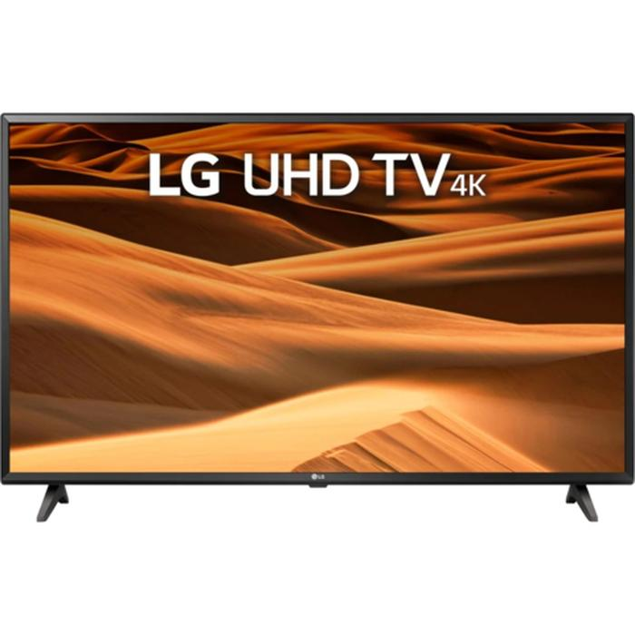 Фото - Телевизор 43 LG 43UM7020 (4K UHD 3840x2160, Smart TV) черный телевизор 43 samsung ue43tu7090u 4k uhd 3840x2160 smart tv черный