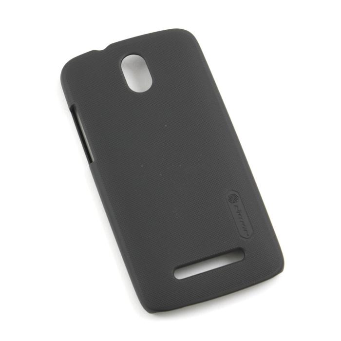Фото - Чехол для HTC Desire 500 Nillkin Super Frosted Shield T-N-H500-002 черный t n mm5n 002