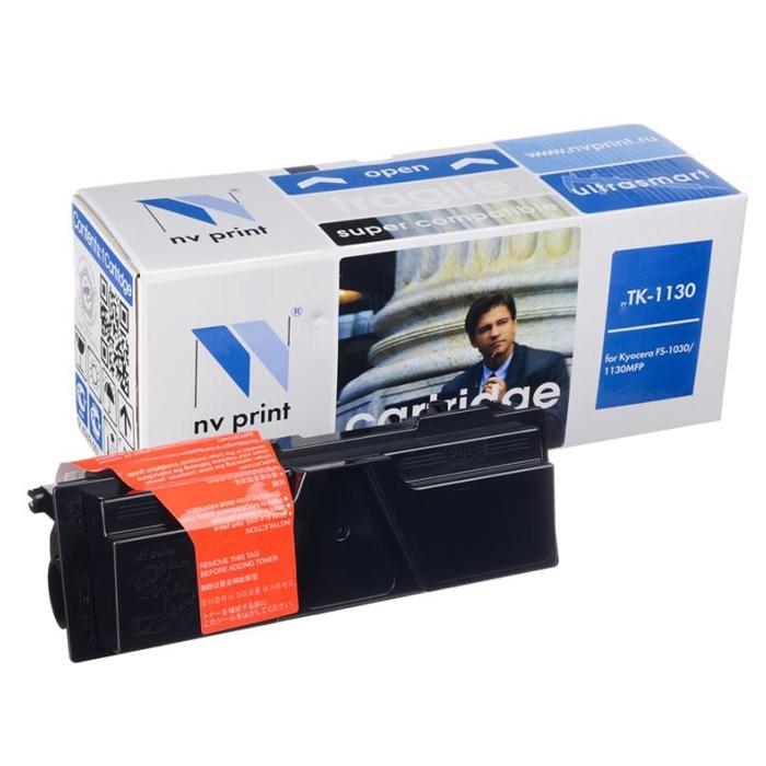 Фото - Картридж NV-Print NVP- TK-1130 для Kyocera FS 1030/1130 (3000k) картридж nv print nvp tk 1110 для kyocera fs 1024 1124mfp fs1110 2100стр