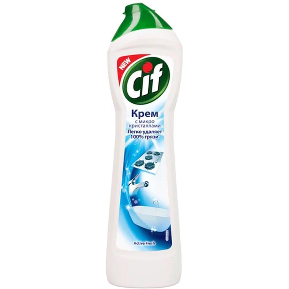 cif Cif крем Active Fresh Универсальный, 500 мл.