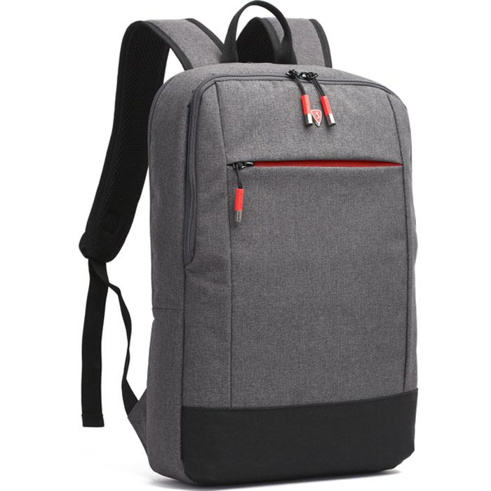 15.6 Рюкзак для ноутбука Sumdex PON-261GY, нейлоновый, серый