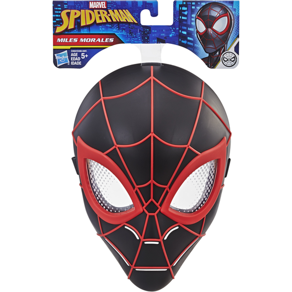 Spider-Man Hasbro Базовая Маска Человека-Паука E3366 черная