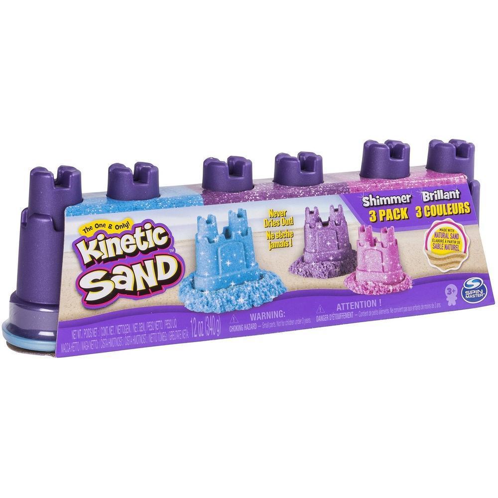 Kinetic Sand Кинетический песок набор для лепки 6038015 недорого