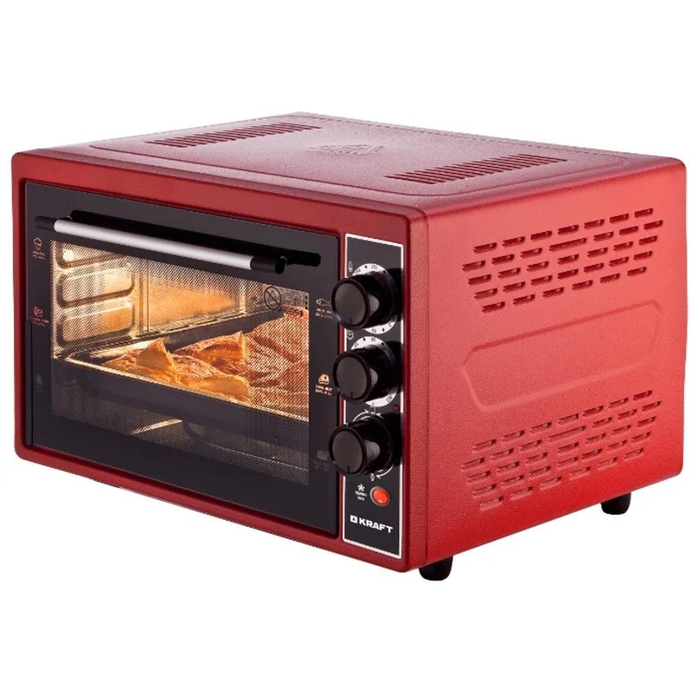 Фото - Мини-печь Kraft KF-MO 4506 R мини печь kraft kf mo 4506 красный