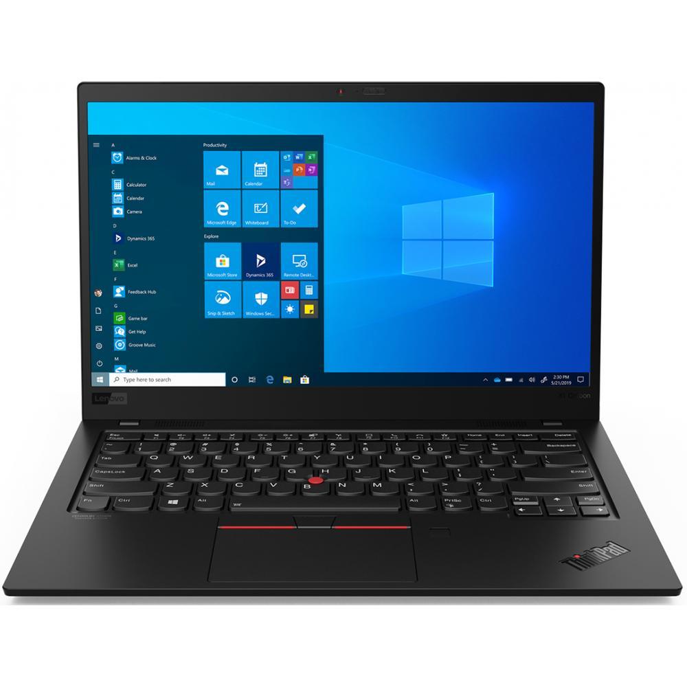 Ноутбук Lenovo ThinkPad X1 Carbon Gen 8 Core i5 10210U/8Gb/256Gb SSD/14 FullHD/Win10Pro Black