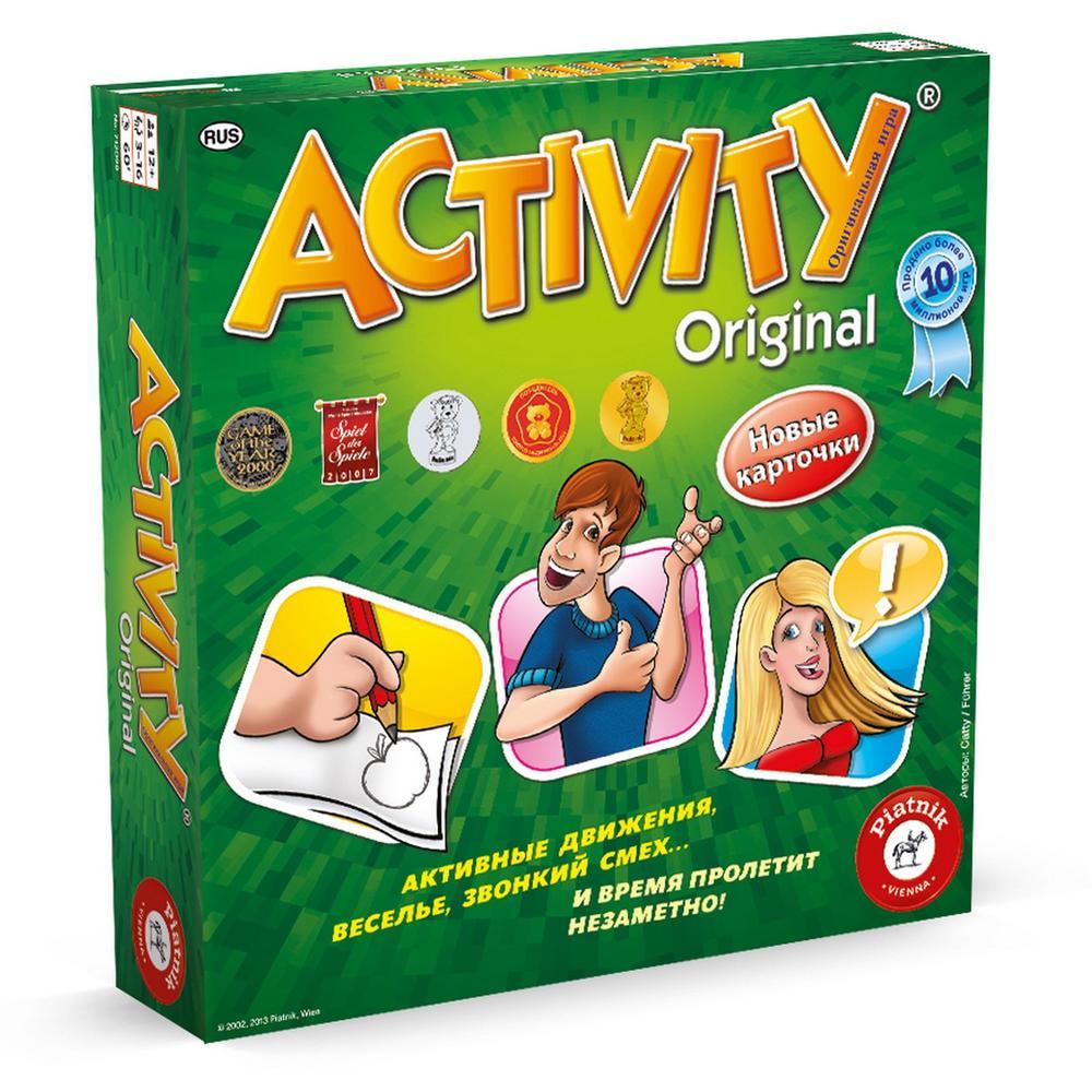 Настольная игра Piatnik Activity 3 712098