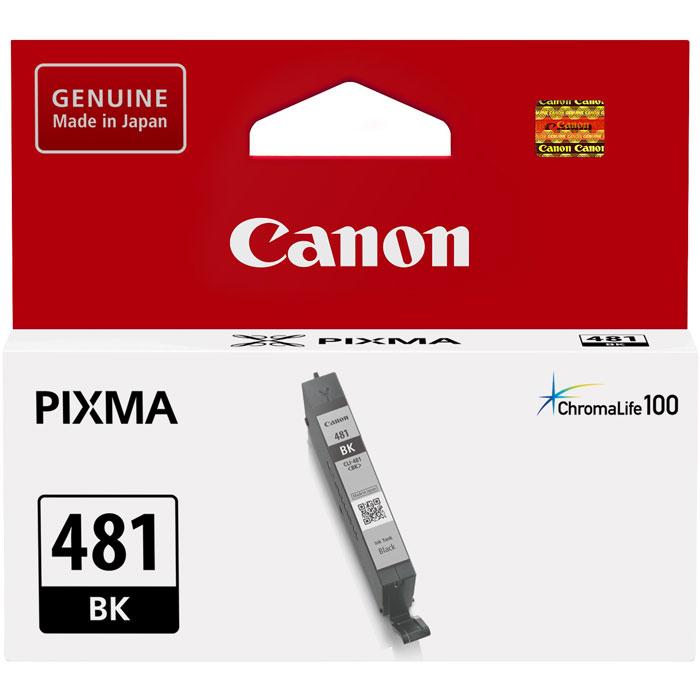 Фото - Картридж Canon CLI-481BK для TS6140, TR7540, TR8540, TS8140, TS9140. Чёрный. картридж canon cli 481m 2099c001 для canon pixma ts6140 ts8140ts ts9140 tr7540 tr8540 пурпурный