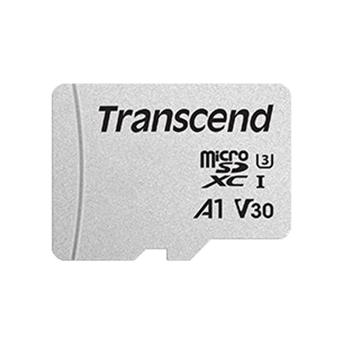 Фото - Карта памяти Micro SecureDigital 128Gb Transcend class10 UHS-1 (TS128GUSD300S-A) + SD адаптер карта памяти securedigital 64gb transcend class10 uhs 1 u3 ts64gsdc500s