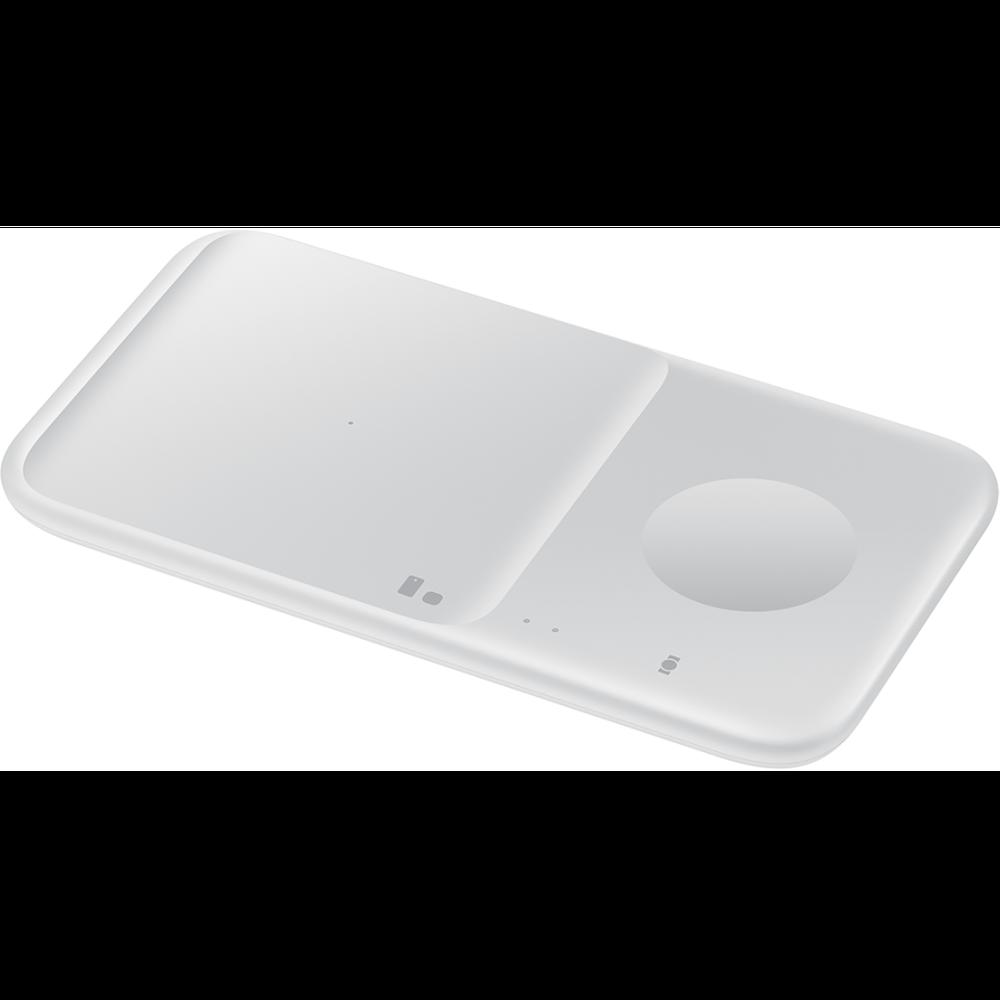Фото - Беспроводная зарядная панель Samsung EP-P4300 белая беспроводная зарядная панель samsung ep p6300 черная