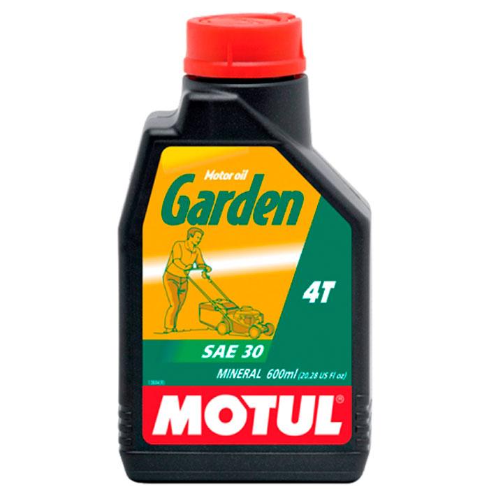 Масло 4-х тактное Motul Garden 4T SAE30 0,6л