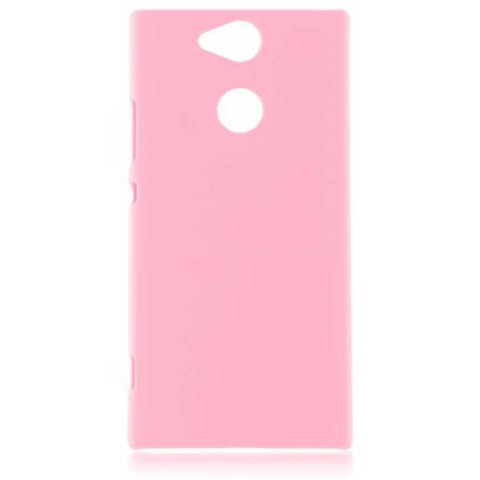 Чехол для Sony H4113 Xperia XA2 Brosco накладка, розовый for sony xperia xa2 xa2 plus lcd display touch screen digitizer display screen xa2 h4113 h3113 h3123 xa2 plus h4413 h4493 h3413