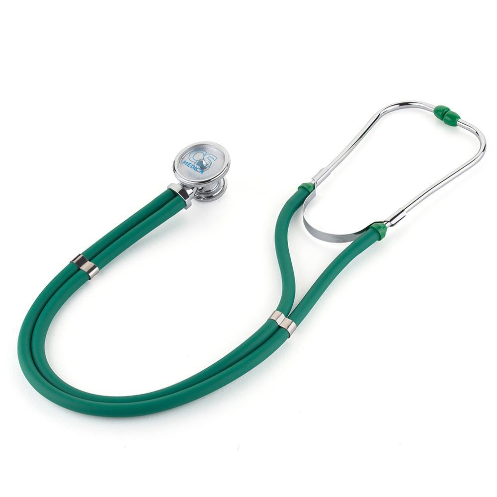 Стетофонендоскоп CS Medica CS-421, зеленый