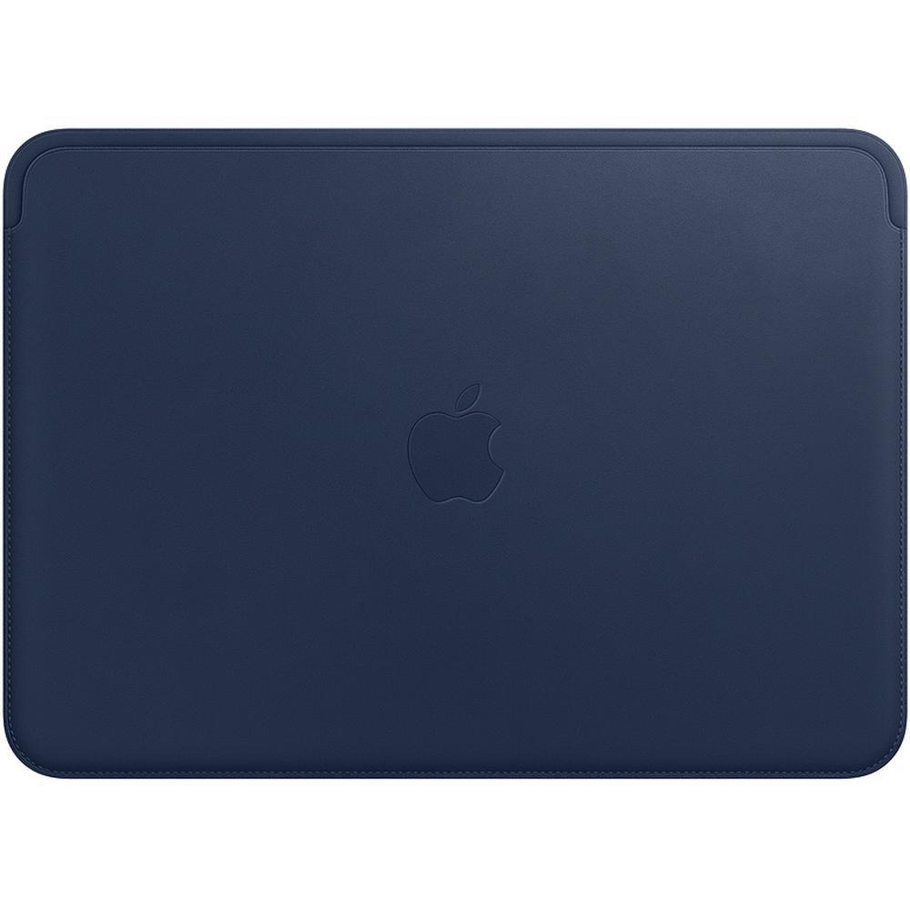 12 Чехол для ноутбука Apple MacBook тёмно-синий