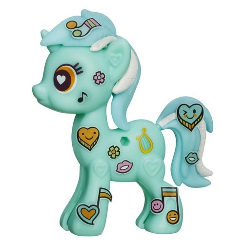 Hasbro My Little Pony Поп Лура Хартспринг