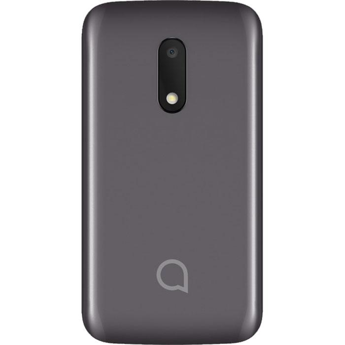 Мобильный телефон Alcatel 3025X Grey мобильный телефон alcatel 2003d dark grey