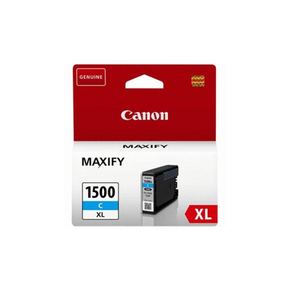 Фото - Картридж Canon PGI-1400XL C для MAXIFY МВ2040 и МВ2340. Голубой. (900 стр) комплект картриджей canon pgi 1400xl мультипак 9185b004