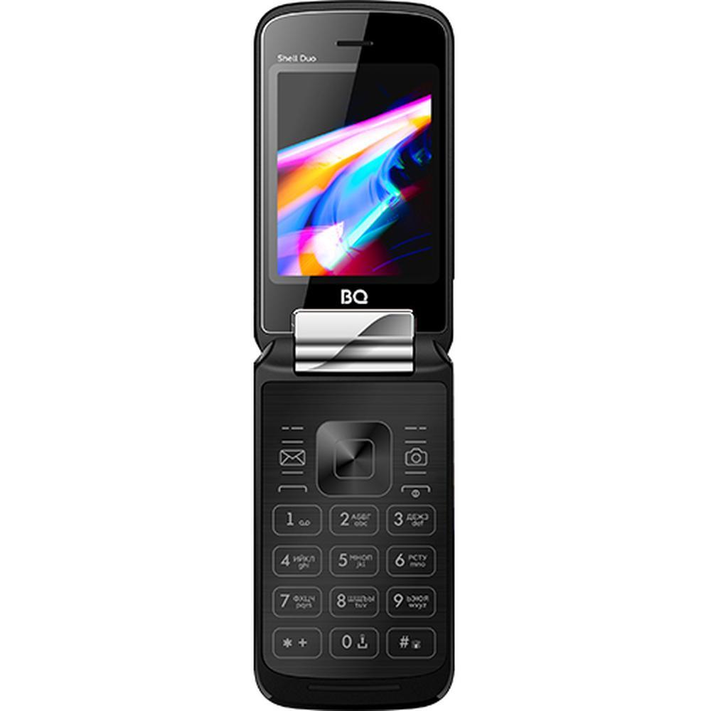 Фото - Мобильный телефон BQ Mobile BQ-2814 Shell Duo Black мобильный телефон bq mobile bq 2446 dream duo gold