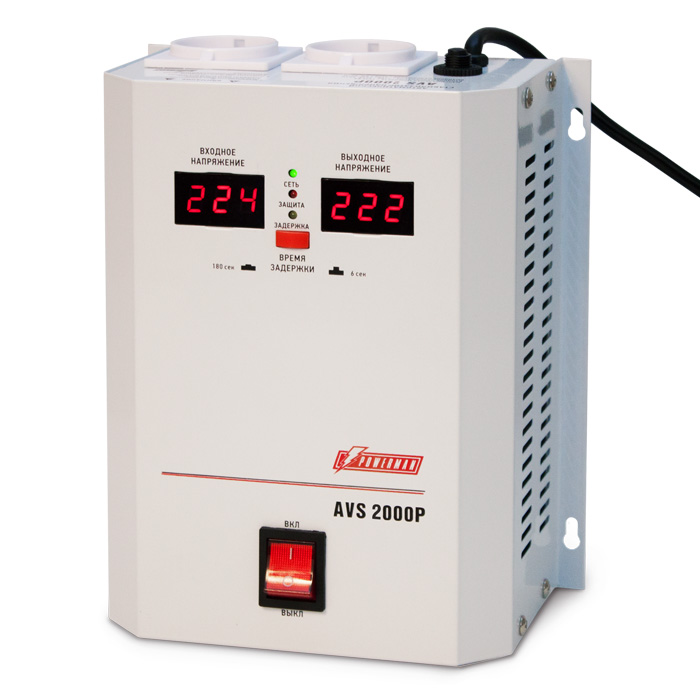 Фото - Стабилизатор Powerman AVS 2000P стабилизатор powerman avs 500p