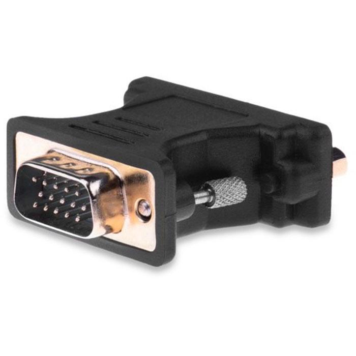 Фото - Переходник DVI(F)-VGA(M) Vention (DV350VG) переходник display port m dvi f