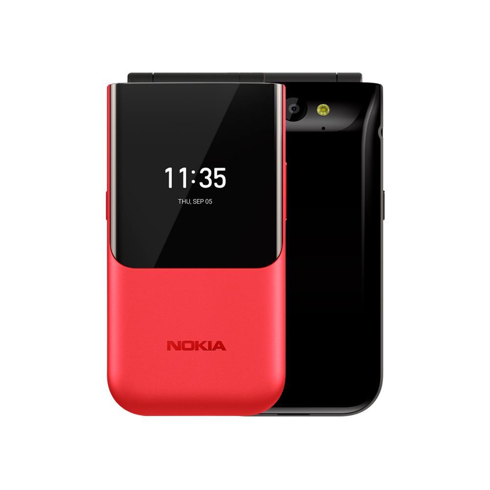 Мобильный телефон Nokia 2720 Flip Dual Sim Red
