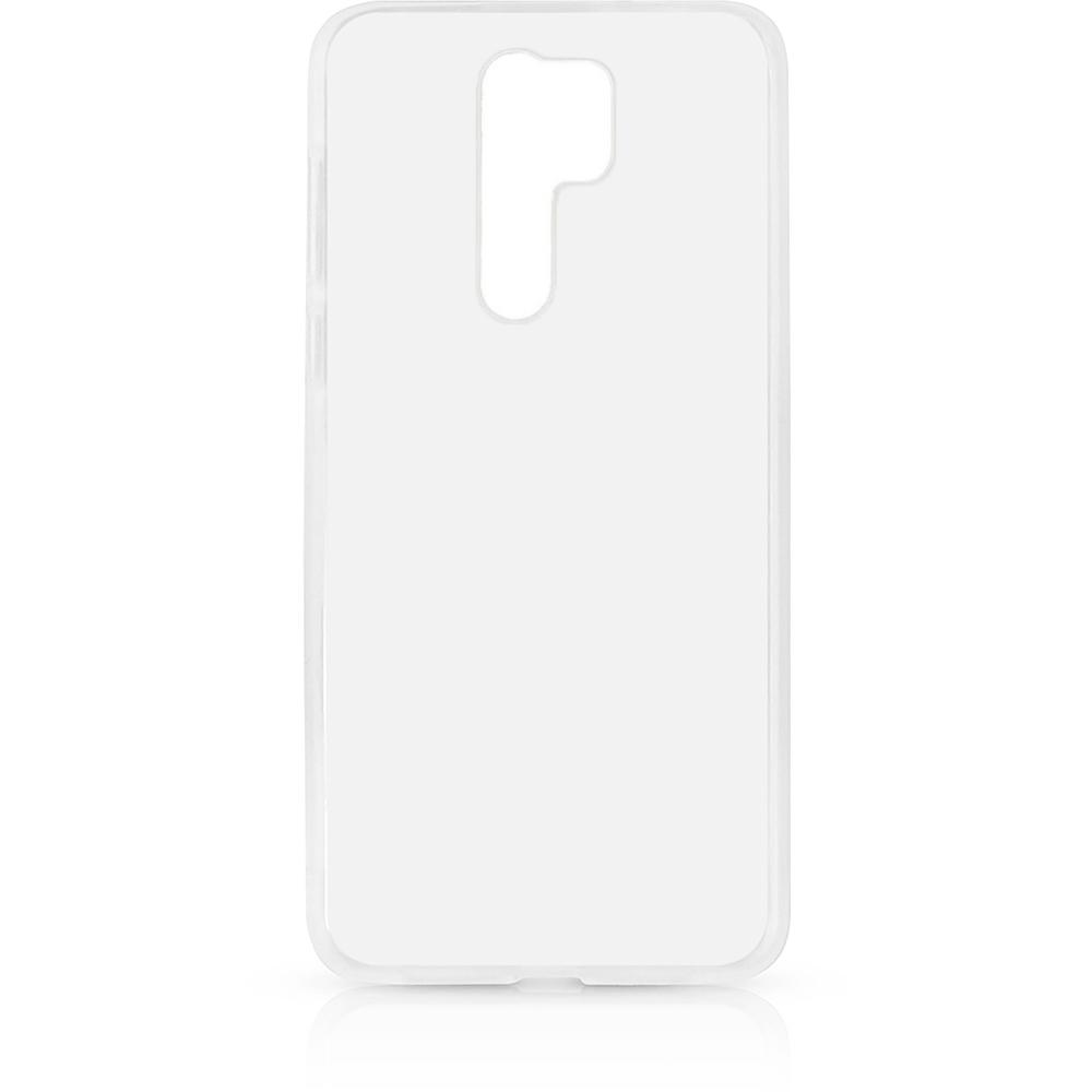 Чехол для Xiaomi Redmi 9 Zibelino Ultra Thin Case прозрачный