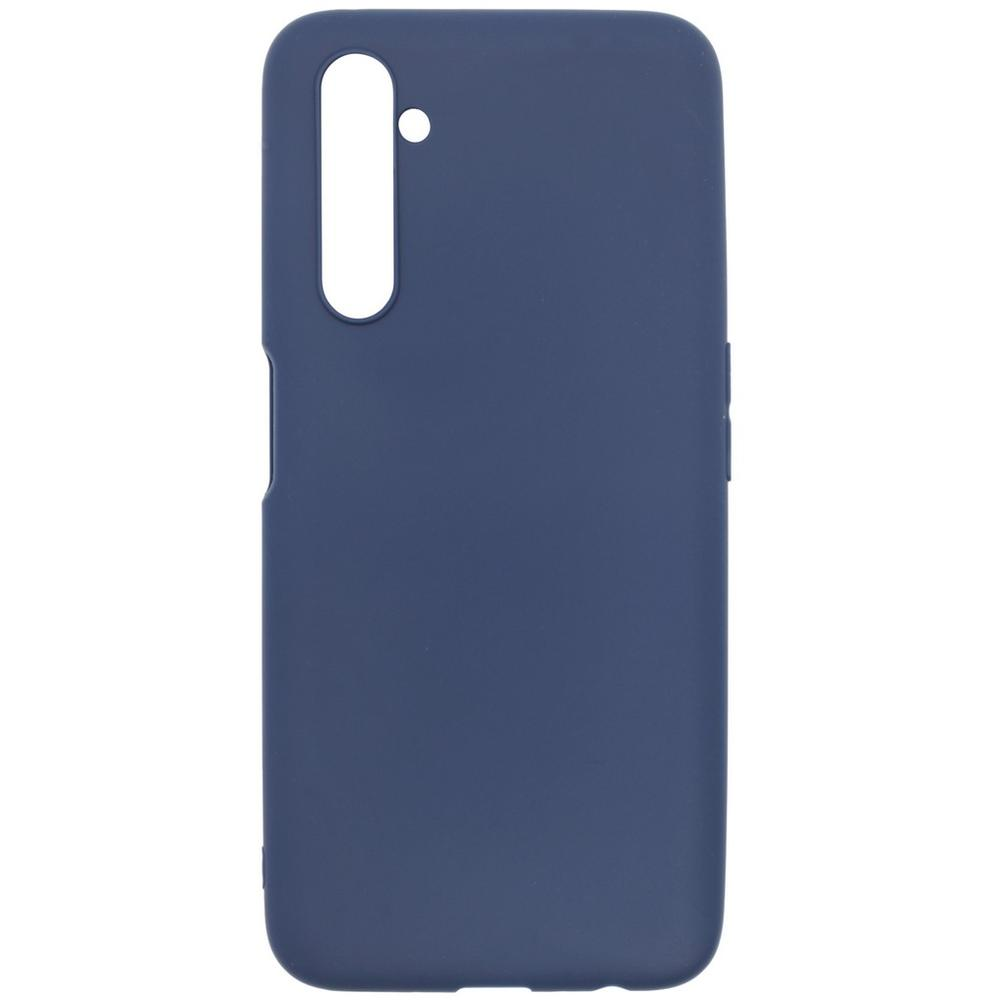 Чехол для Realme 6 Pro Zibelino Soft Matte синий