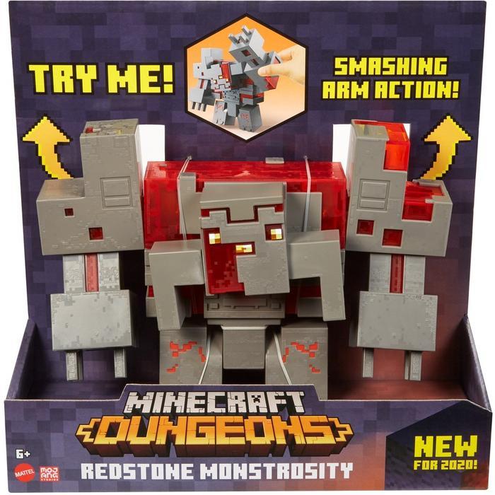 Minecraft® Фигурка GVV13 Монстр из Подземелья большая