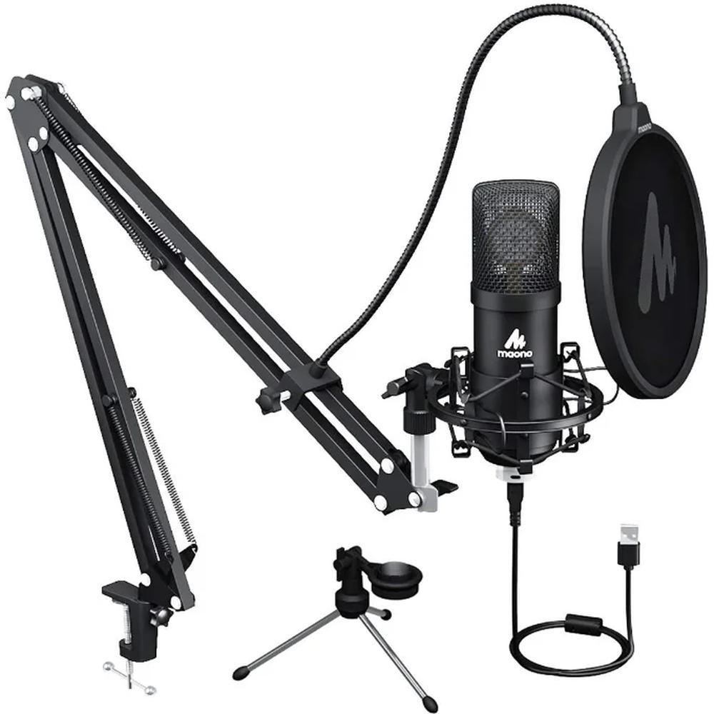 Фото - Микрофон Maono AU-A425 PLUS Black микрофон maono au gm31