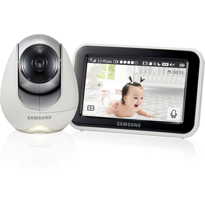 Видеоняня Samsung SEW-3053WP видеоняни samsung видеоняня sew 3057wp