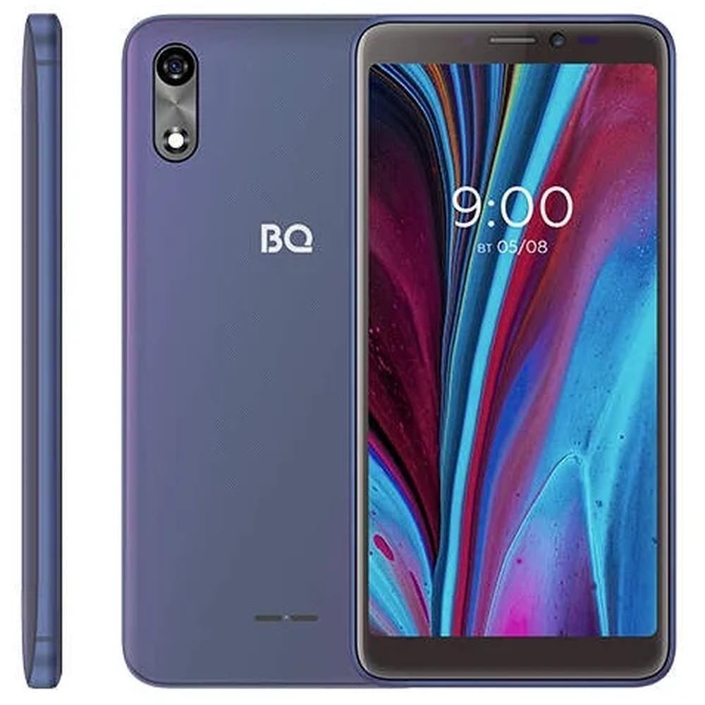 Смартфон BQ Mobile BQ-5519G Jeans Blue планшет bq mobile bq 7083g blue