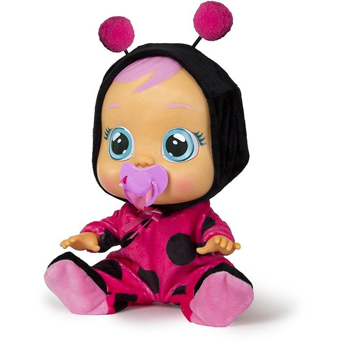 Кукла IMC Toys Crybabies Плачущий младенец Леди Баг 96295