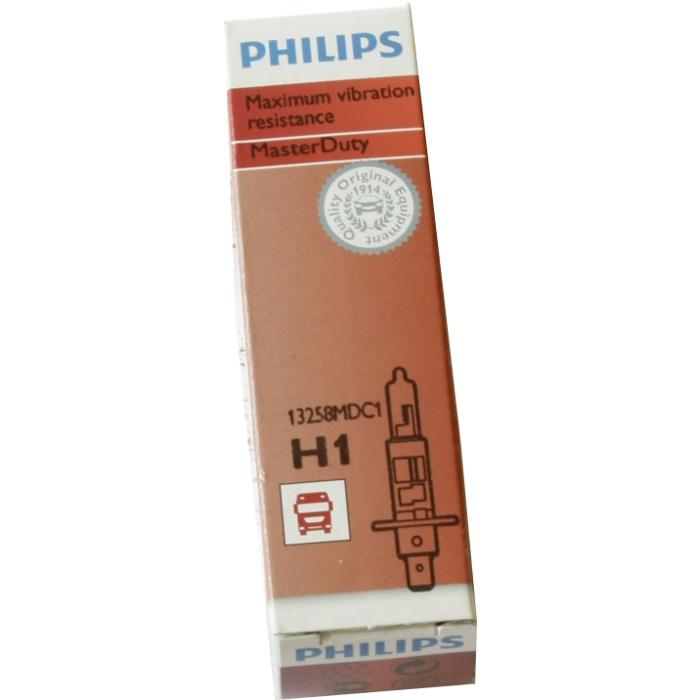Автомобильная лампа H1 70W 1 шт. Philips