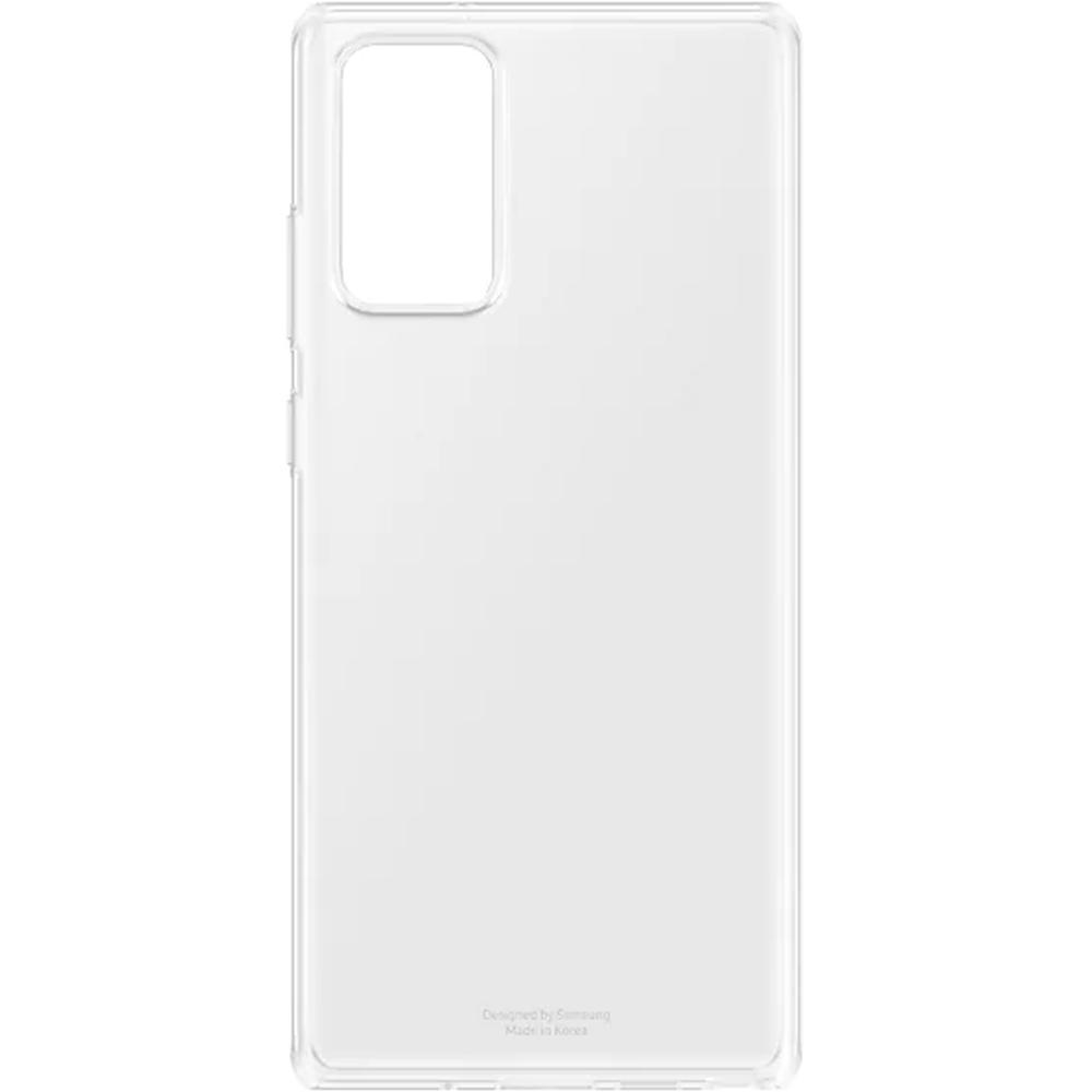 Фото - Чехол для Samsung Galaxy Note 20 SM-N980 Clear Cover прозрачный чехол для samsung galaxy note 10 2019 sm n970 clear cover прозрачный