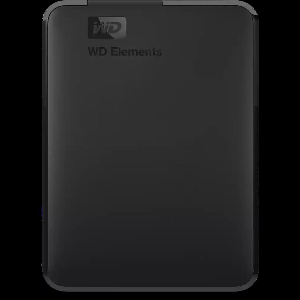 Фото - Внешний жесткий диск 2.5 5Tb WD Elements Portable WDBU6Y0050BBK-WESN USB3.0 Черный внешний диск hdd wd elements portable wdbuzg5000abk wesn 500гб черный