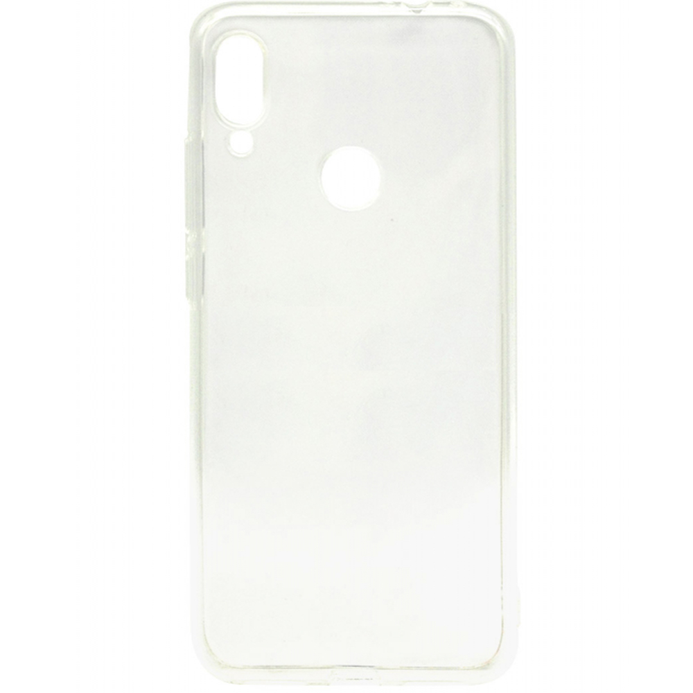 Чехол для Xiaomi Redmi 7 CaseGuru, Силиконовая накладка, прозрачная чехол для xiaomi redmi 7 caseguru soft touch черный