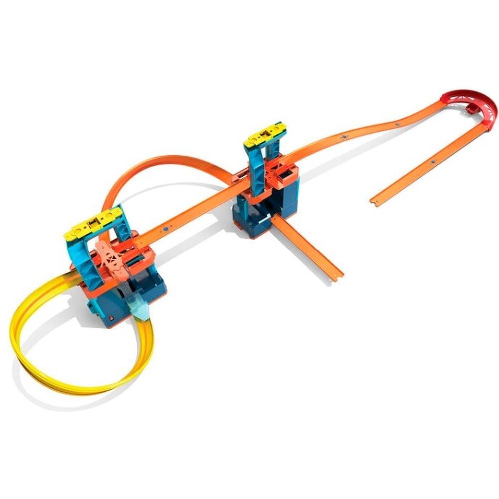 Mattel Hot Wheels Конструктор трасс Безграничное Ускорение GLC97