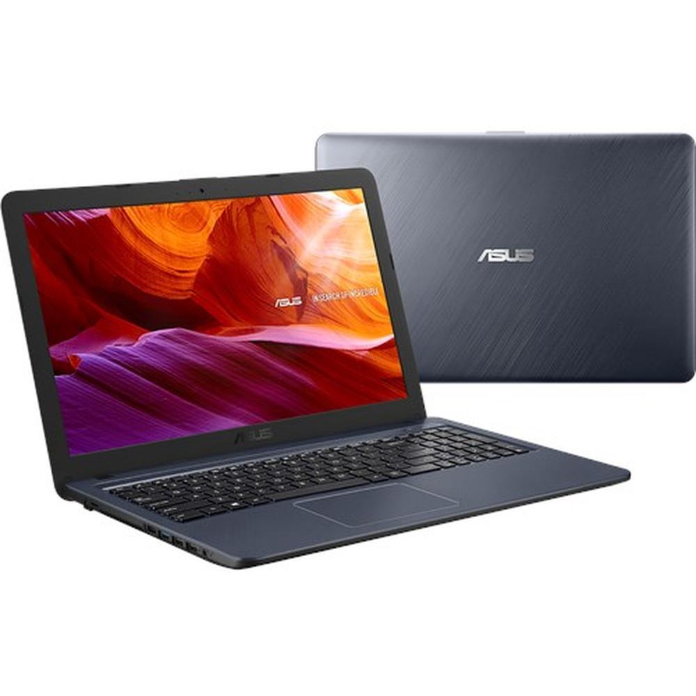 Ноутбук ASUS VivoBook 15 A543MA-GQ1228/s Pentium N5030/4Gb/256Gb SSD/15.6/DOS Black