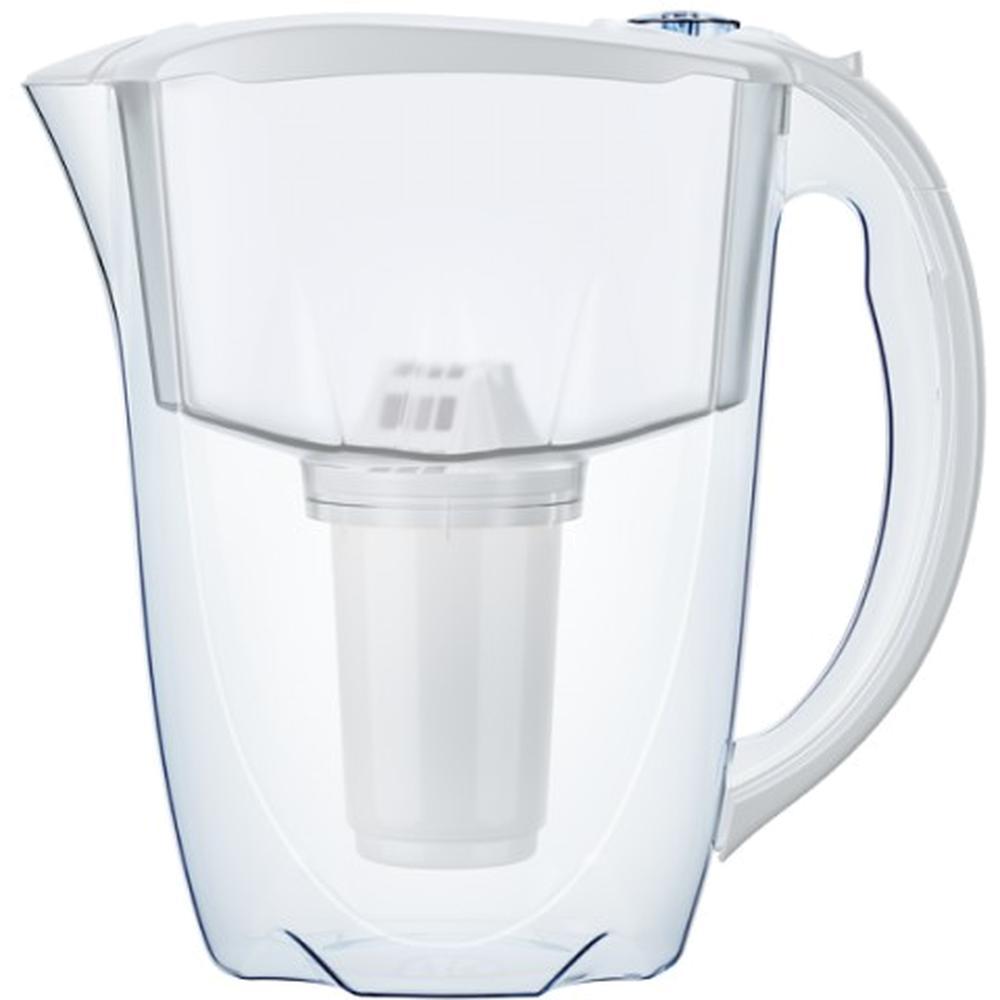 Фильтр кувшин для воды Аквафор Престиж А5 2.8л white