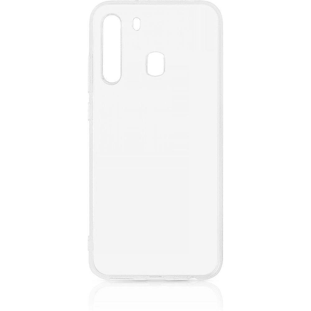 Фото - Чехол для Samsung Galaxy A21 SM-A215 Zibelino Ultra Thin Case прозрачный чехол для samsung galaxy s20 ultra sm g988 zibelino ultra thin case прозрачный